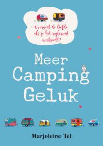 Cover feelgoodroman Meer Campinggeluk (2020)